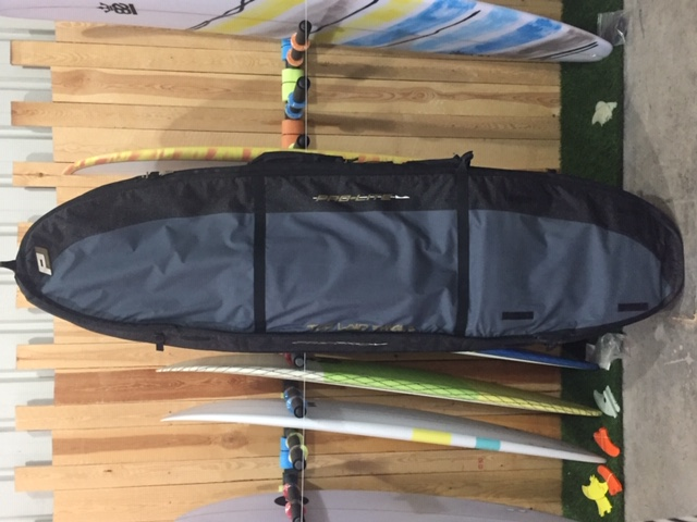 FINLESS COFFIN DOBLE SHORTBOARD 7'2