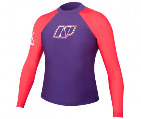 JUNIOR RASHGUARD LONG SLEEVE