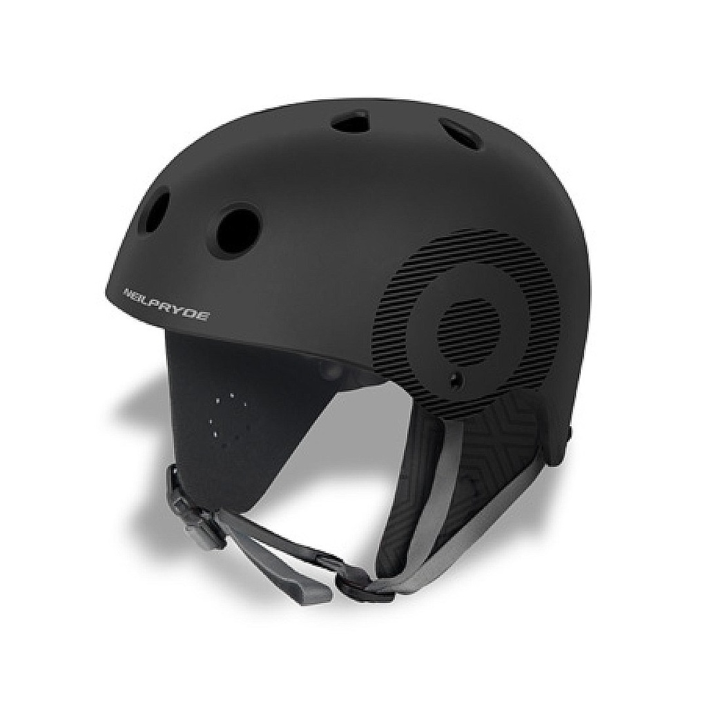 HELMET SLIDE BLACK